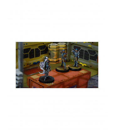 Infinity - Dire Foes Mission Pack 1