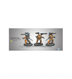 Infinity - Yan Huo Invincibles (2 Missile Launchers)