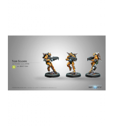 Infinity - Tiger Soldier (Spitfire)