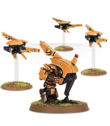 MV71 Sniper Drones & Firesight Marksman