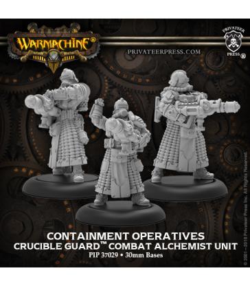 Crucible Guard Unit