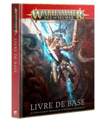 Warhammer Age of Sigmar Livre de Base