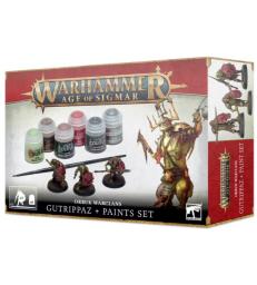 Éventreurs des Clans Guerriers Orruks + Set de Peinture
