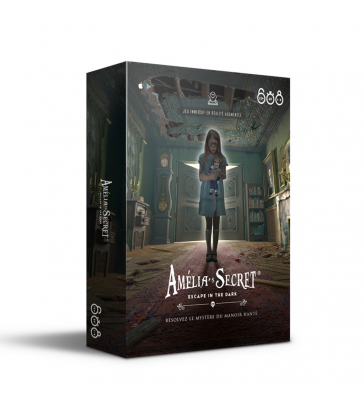 Amelia's Secret Escape in the Dark