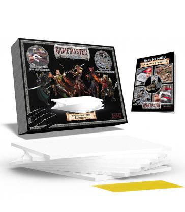 GameMaster: XPS Foam Scenery Booster Pack