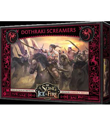 Hurleurs Dothraki
