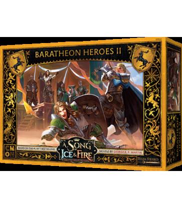 Héros de la Maison Barathéon 2