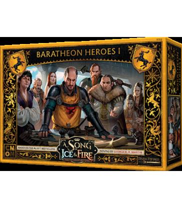 Héros de la Maison Barathéon 1
