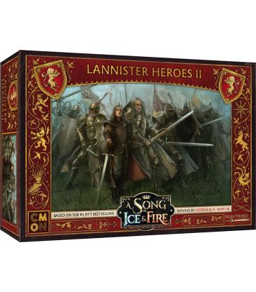 Héros de la Maison Lannister 2