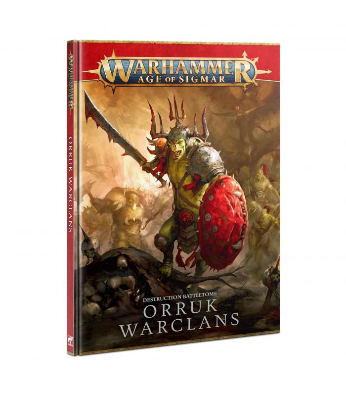 Tome de Bataille : Orruk Warclans