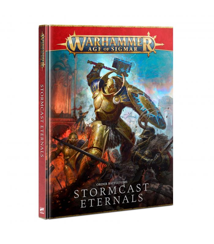 Tome de Bataille : Stormcast Eternals