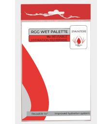 15 Feuilles d'hydratation réutilisable pour Painter v2