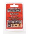 Warhammer Underworlds : Beastgrave - Morgwaeth Blade-Coven Dice Pack