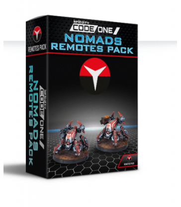Infinity Code One - Nomads Remotes Pack