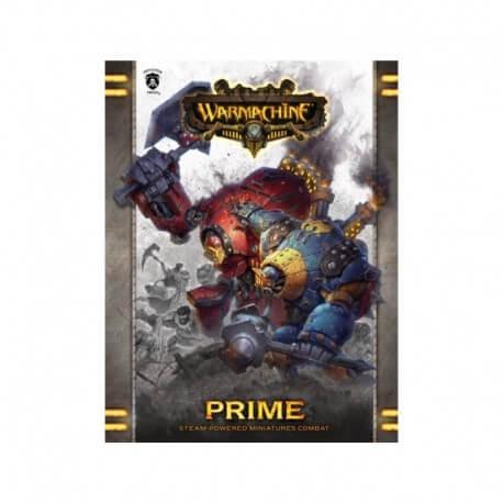 Warmachine Prime MkIII (Soft Cover) en Français