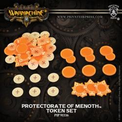 Protectorat de Menoth, set de marqueurs 2016