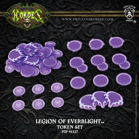 Légion d'Everblight, set de marqueurs 2016