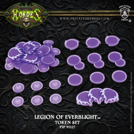 Légion d'Everblight, set de marqueurs 2016