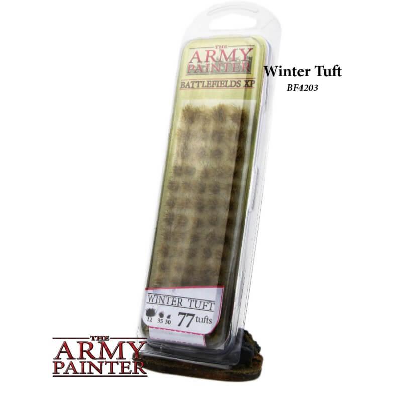 Winter Tuft (77 Touffes d'hiver)