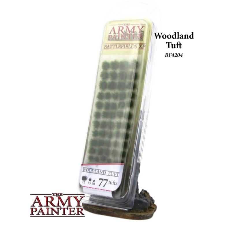 Woodland Tuft (77 Touffes des bois)