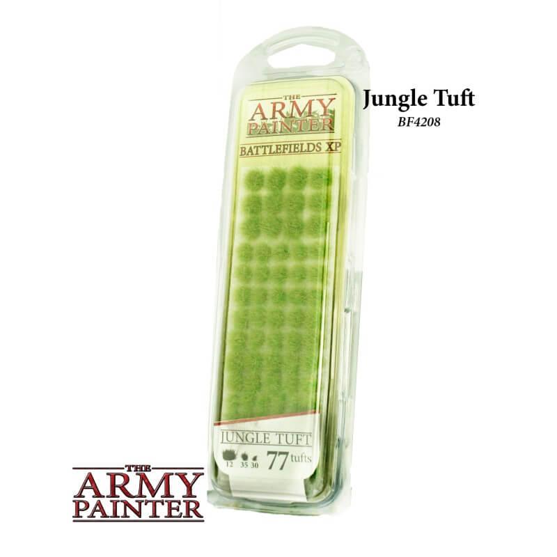 Jungle Tuft (77 Touffes de la jungle)