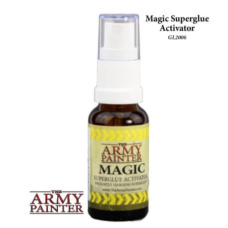 Magic Superglue Activator - Alcool (pompe)