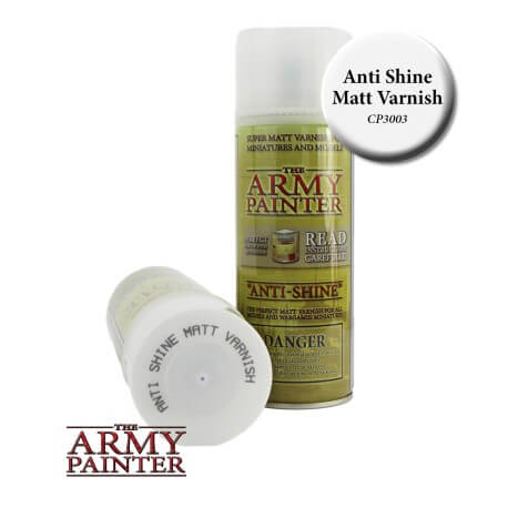 Anti Shine Matt Varnish