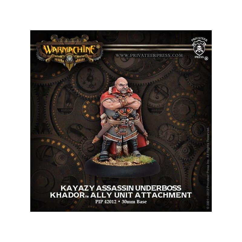 Kayazy Assassin Underboss