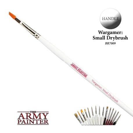 Wargamer Brush - Small Drybrush