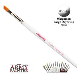 Wargamer Brush - Large Drybrush
