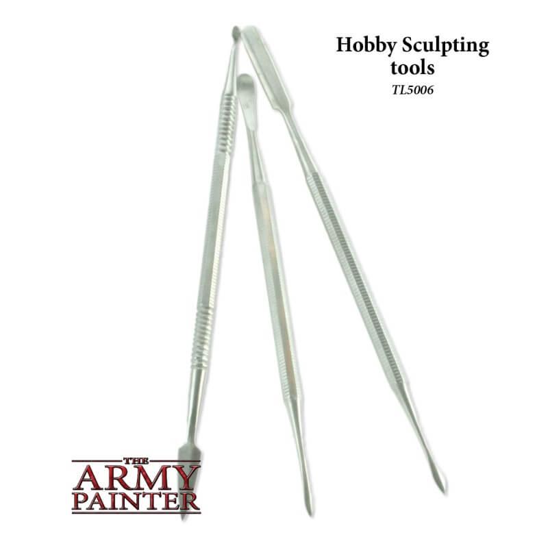 Hobby Sculpting tools (Outils de sculpture)