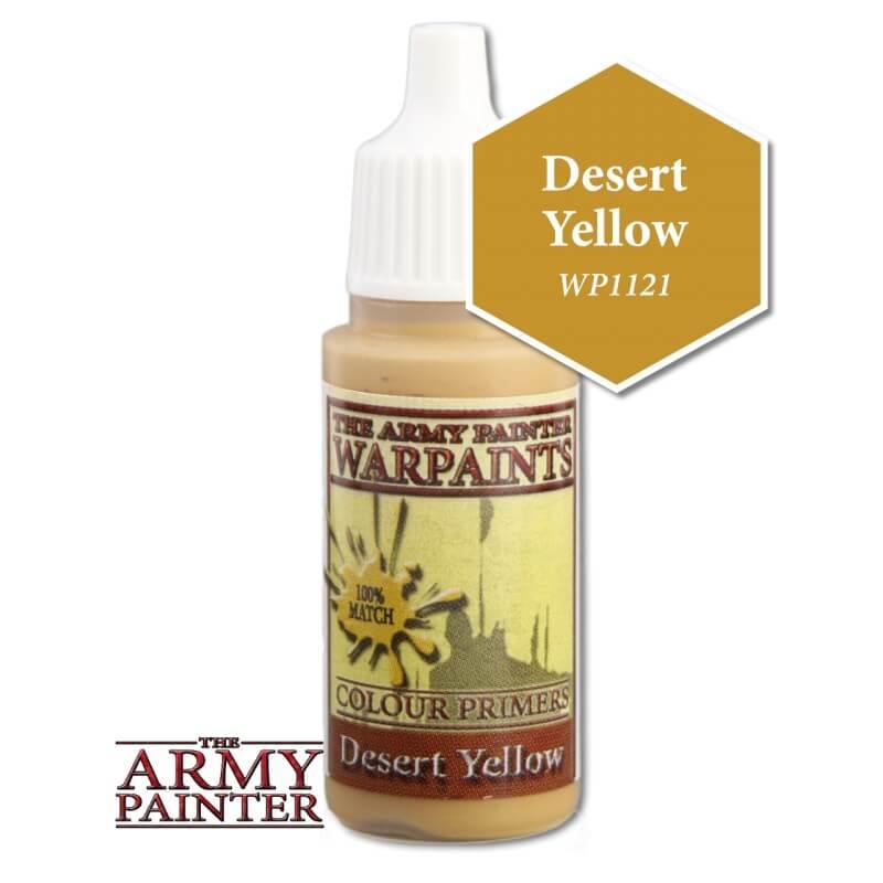 Desert Yellow