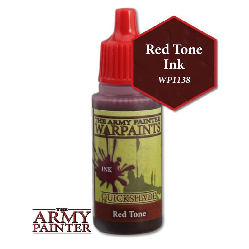 Red Tone Ink