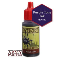 Purple Tone Ink