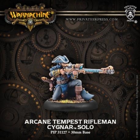 Arcane Tempest Rifleman