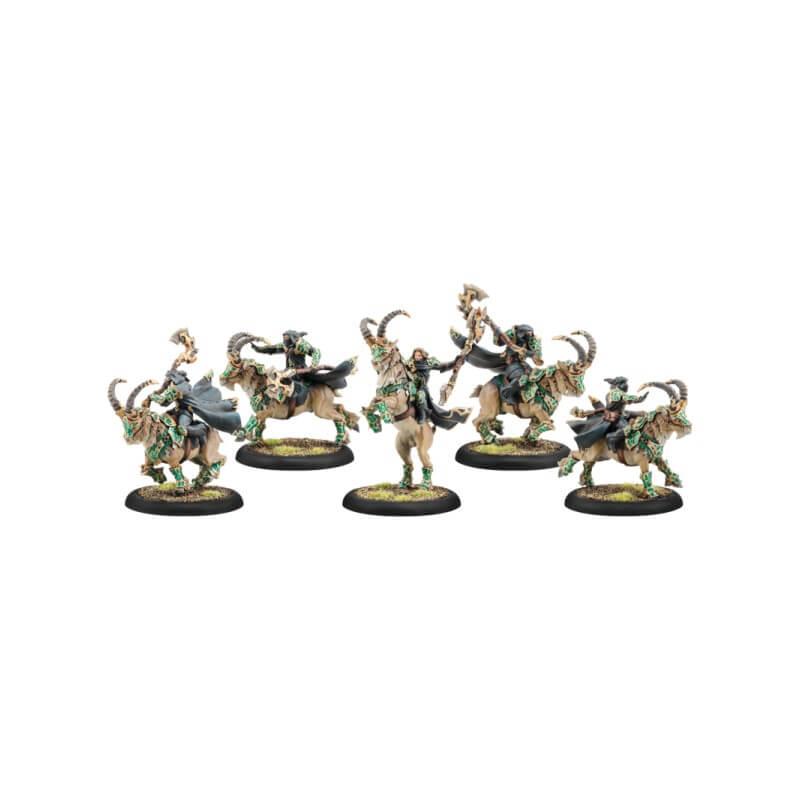 Druid Mist Riders