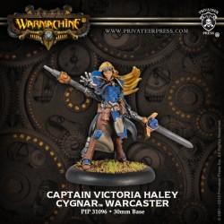 Captain Victoria Haley