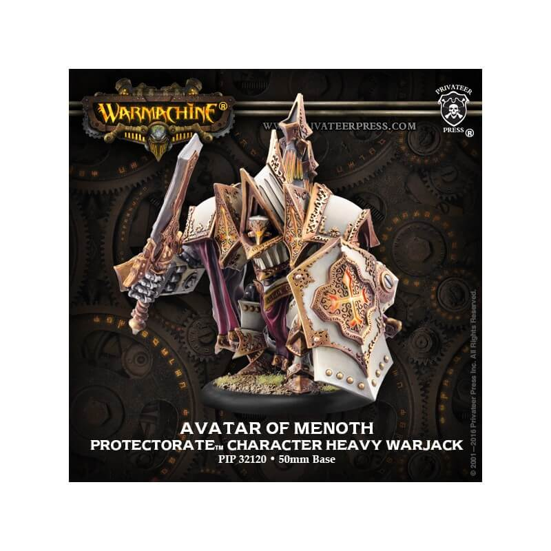 Avatar of Menoth