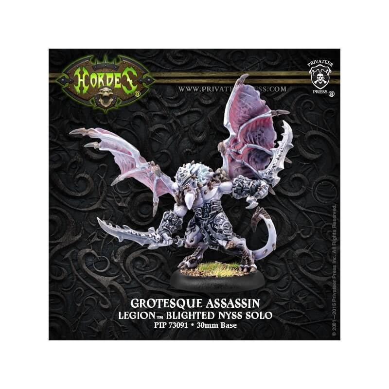 Grotesque Assassin