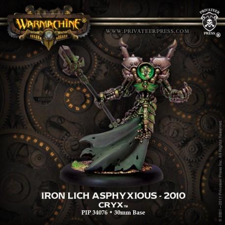 Iron Lich Asphyxious