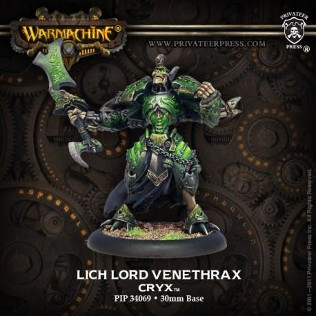 Lich Lord Venethrax