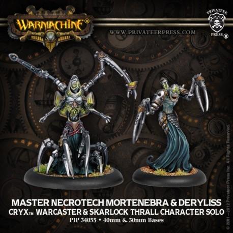 Master Necrotech Mortenebra & Deryliss