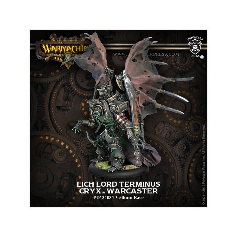 Lich Lord Terminus