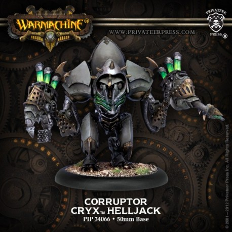 Corruptor/Reaper/Slayer Helljack Kit