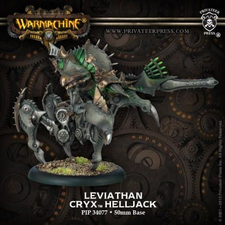 Desecrator/Harrower/Leviathan Helljack Kit