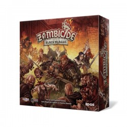 Zombicide : Black Plague