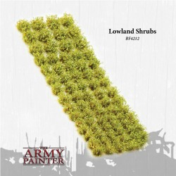 Lowland Shrubs (77 Arbustes de plaine)