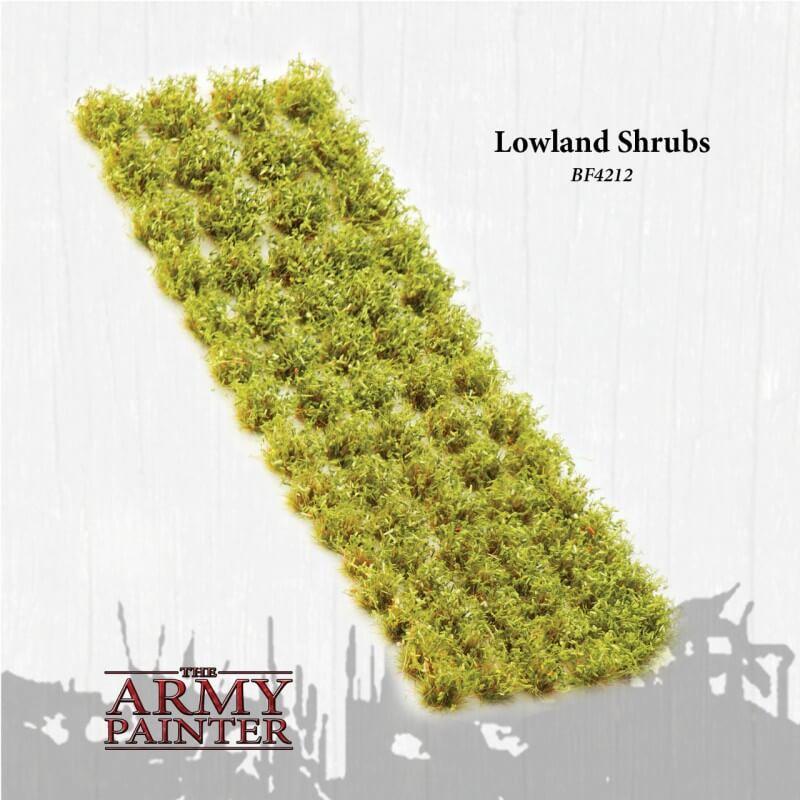 Lowland Shrubs (77 Arbustes de plaine)