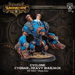 Cyclone/Defender/Ironclad Heavy Warjack Kit