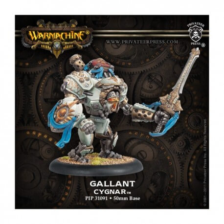 Gallant Upgrade Kit